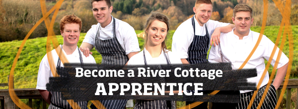 Become a River Cottage Apprentice >