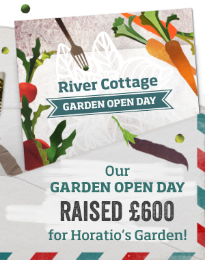 Garden Open Day donation >