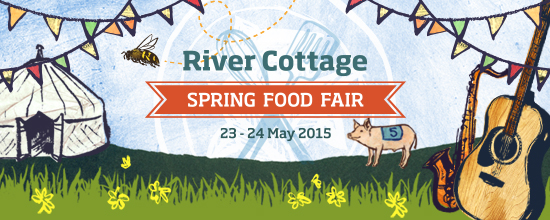 River Cottage Spring Food Fair >