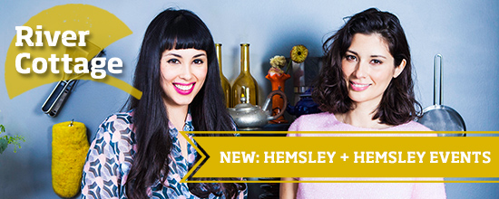 Events with the Hemsley sisters >