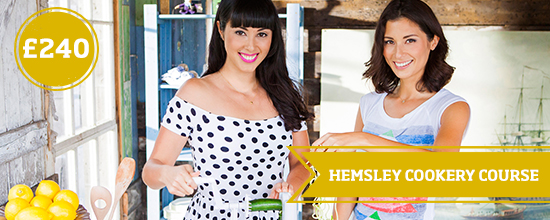 Hemsley cookery course >