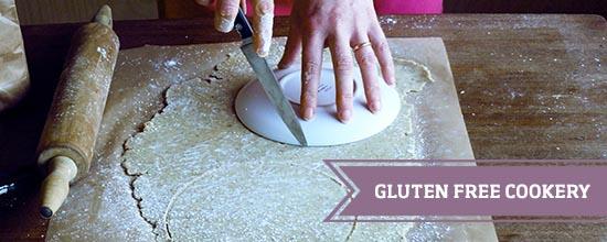 Gluten Free Cookery >
