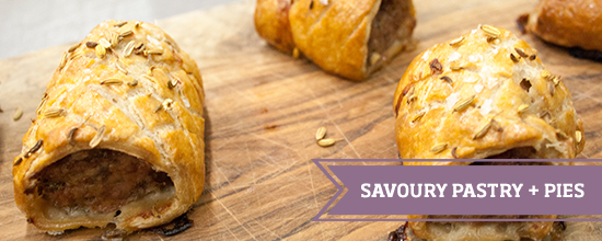 Savoury Pastry and Pies >