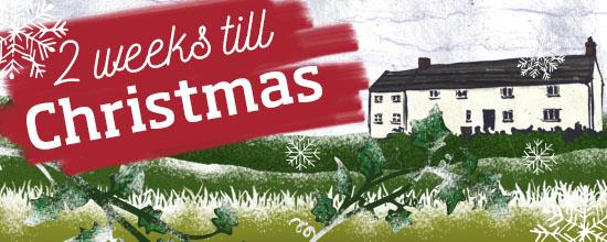 Two weeks till Christmas >