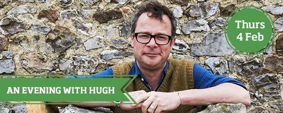 New Hugh event >