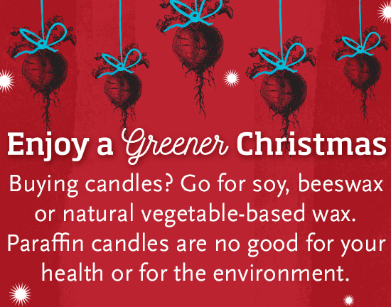Have yourself a greener Christmas