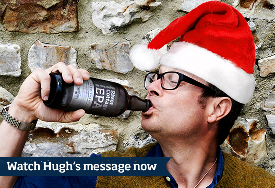 Watch Hugh's message >