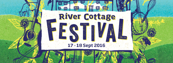 Get your River Cottage Festival ticket today >