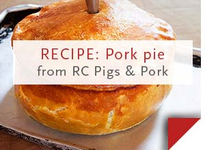 RECIPE: Pork pie >