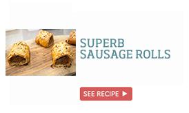 Sausage rolls >