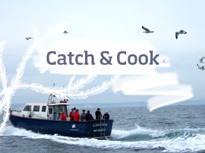 Catch & Cook course >