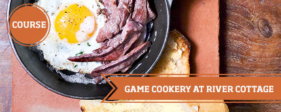 Game Cookery course at River Cottage HQ >