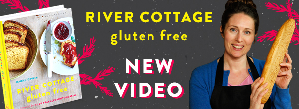 Gluten Free out now >