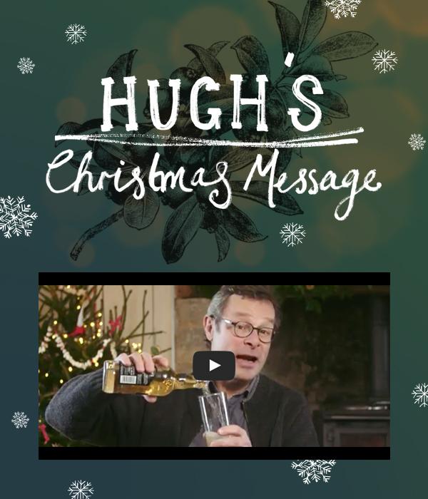 Hugh's Christmas Message