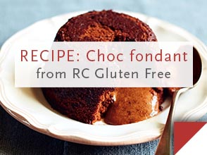 Recipe: Chocolate fondant >