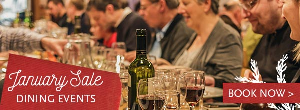 January sale dining events >