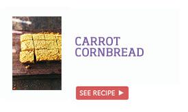 Carrot Cornbread >