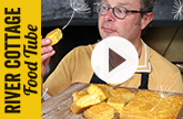River Cottage Light & Easy - Hugh's carrot cornbread