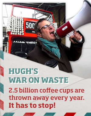Hugh's War on Waste >