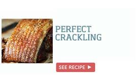 Perfect crackling >