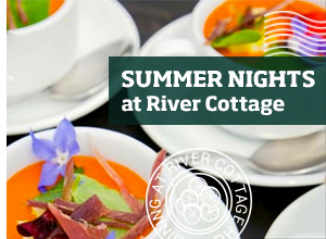 Summer Nights at River Cottage HQ >