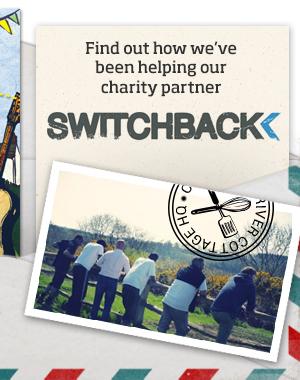 Swichback donation >