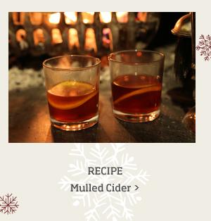 Mulled Cider >