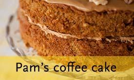 Pam's coffee cake >
