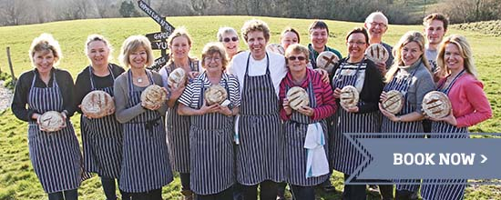 Book now for the One Day Cookery Course >