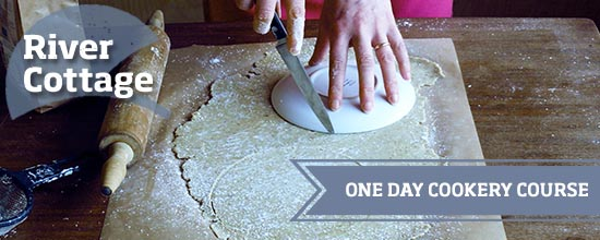 Spend a day in our Cookery School >