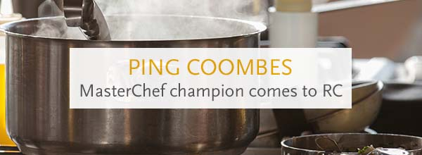 Ping Coombes comes to River Cottage >