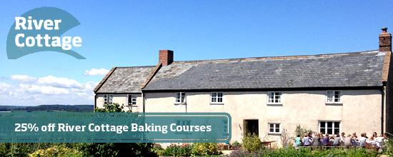 Pancake day at River Cottage >