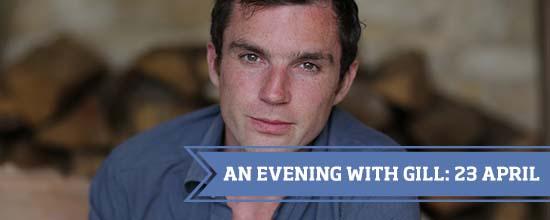 An Evening with Gill Meller >