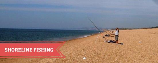 Shoreline Fishing >