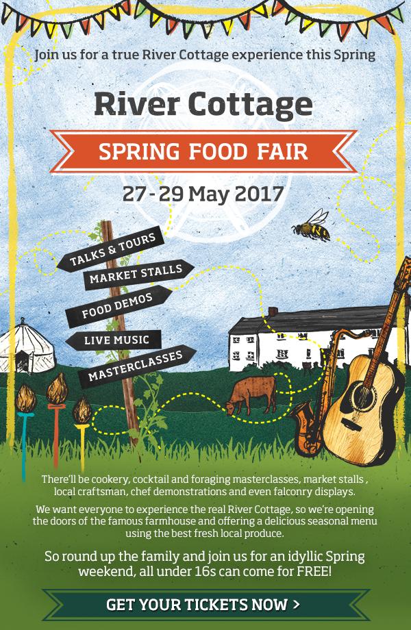 Spring Food Fair >