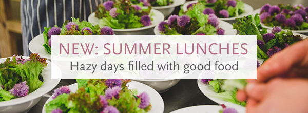 NEW: Summer Lunches at River Cottage >