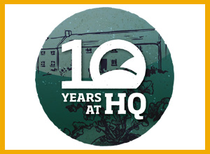 Ten years at River Cottage HQ >