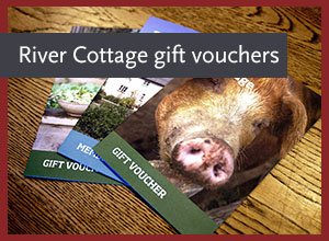 Give the gift of River Cottage >