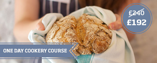 One Day Cookery Course >