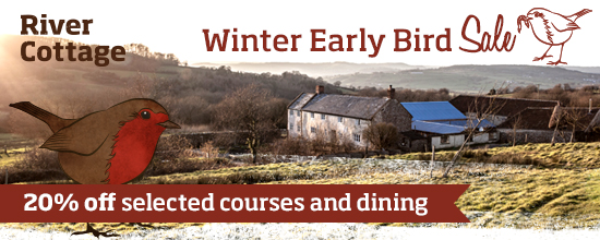 20% off selected courses and dining  >