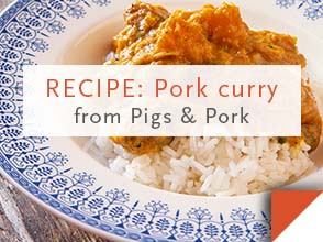 Recipe: Pork and pumpkin curry >
