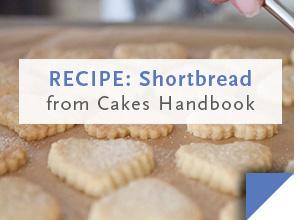RECIPE: Shortbread >
