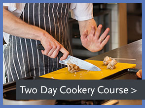 Two Day Cookery Course >