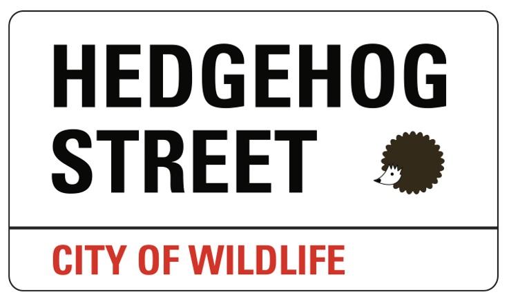 Hedgehog Street logo