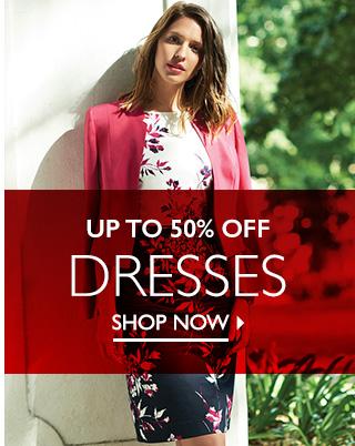 Mid Season Sale up to 50% off Dresses