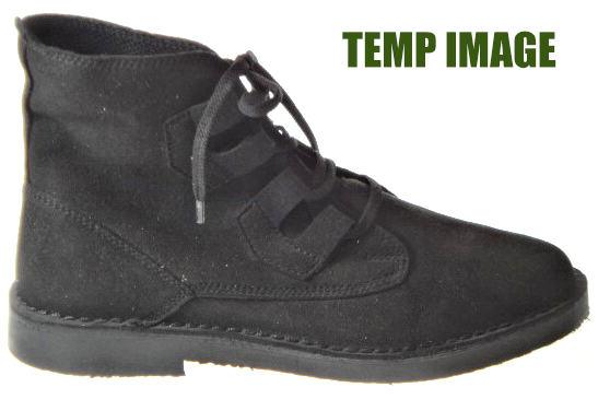 Sand Boot (Black)