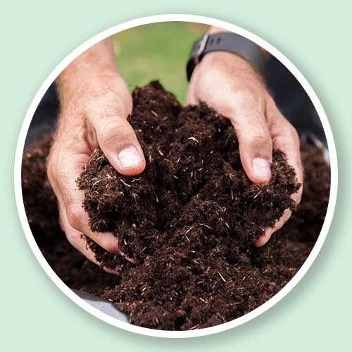 Premium Professional Compost Blend - 100L