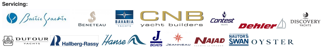 Brands Serviced by Advanced Rigging & Hydraulics