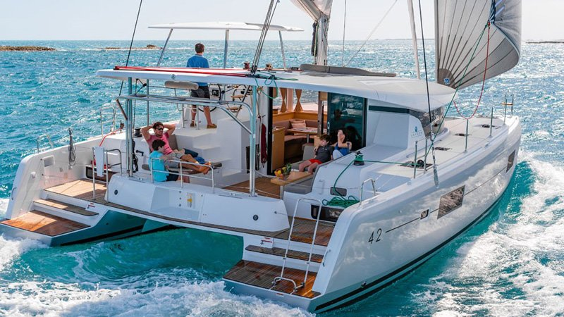 Lagoon 42 Shared Ownership