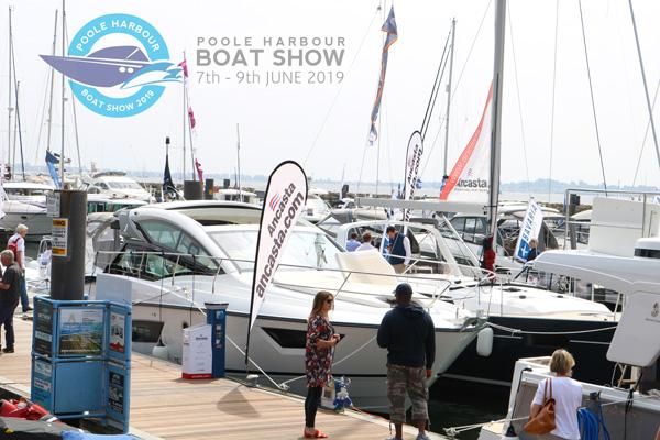 Poole Harbour Boatshow 19